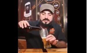 El vídeo que te muestra por qué debes intentar siempre tirar bien la cerveza