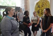 Los colegios solicitan más horas de clase con auxiliares nativos de conversación