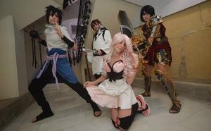 El Salón del Manga de Murcia homenajea a 'Naruto'