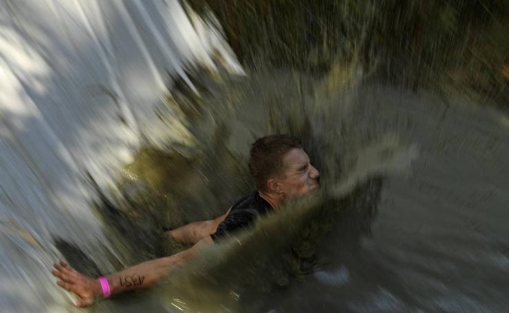 Obstáculos y mucho lodo