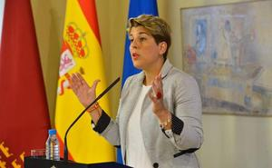 Arroyo exige que los PGE contemplen la construcción de la nueva Ciudad de la Justicia en Cartagena