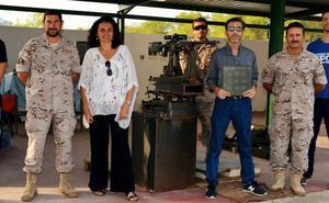 La UPCT y las Fuerzas Armadas se unen para desarrollar equipos de defensa hechos con grafeno