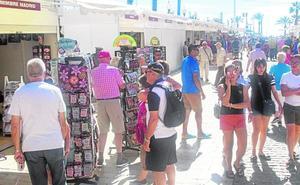 Los comerciantes de Cartagena siguen a la baja