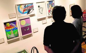 'Murcia Se Ilustra' muestra las creaciones de cinco murcianos