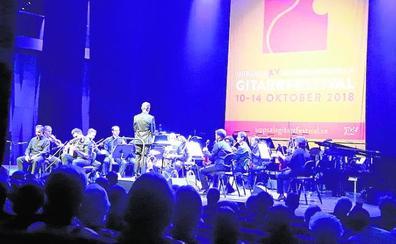 Carlos Piñana presenta en Suecia 'Rubato' junto a la Orquesta Sinfónica