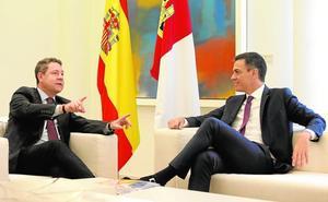 Page y Puig salen de La Moncloa con mensajes diferentes sobre el Trasvase
