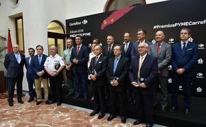 Carrefour premia la innovación de AMC Juices, Casa de la Ermita y ElPozo