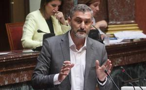Podemos dice que los «salarios indecentes del PP condenan a Murcia a ser una región pobre»