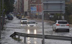 Las fuertes tormentas vuelven a la Región a partir del jueves