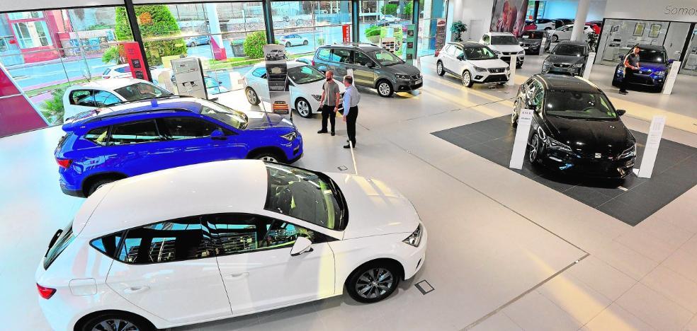 La crisis del diésel desploma en un mes las ventas de furgonetas hasta un 40%