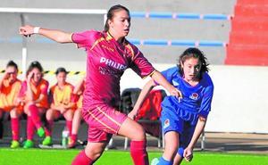 Silvia Lloris, de El Palmar CF, convocada con la selección española sub 16