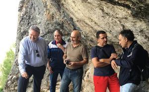 Hallan los grabados más antiguos del arte andaluz paleolítico