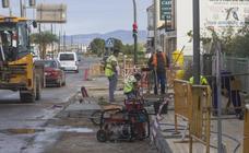 Vecinos del Albujón piden cambiar una obra para que no se inunden sus casas