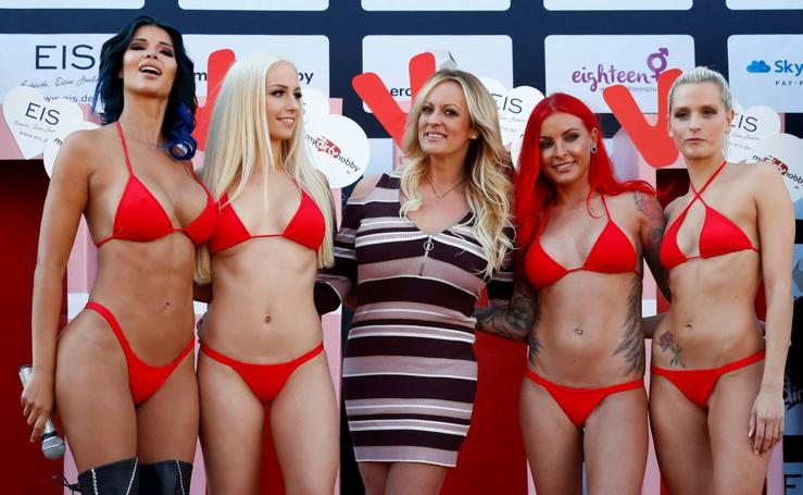 Feria Erótica Venus, las más grande