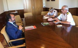 Rivera pide a Defensa que ceda ya suelo para construir la Ciudad de la Justicia