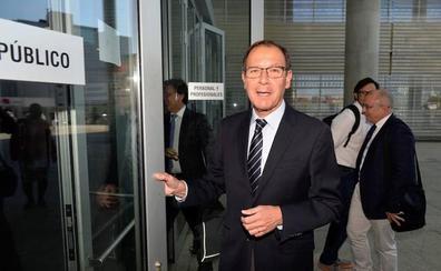 La Audiencia rechaza el recurso del fiscal para imputar a Cámara en el convenio del Casino