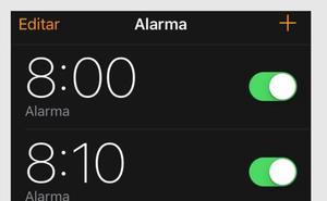 Por qué no deberías programar el despertador para dormir cinco minutos más