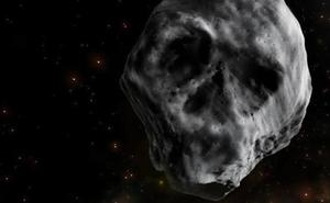 Un asteroide 'calavera' se acercará a la Tierra en 'Halloween'