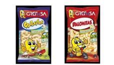 Retiran del mercado varios lotes de gusanitos y palomitas de una conocida marca