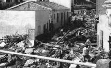 45 años de la 'riada del siglo' que asoló Lorca y Puerto Lumbreras