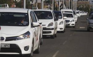 Los taxistas de Cartagena desconvocan la huelga tras llegar a un acuerdo con el Ayuntamiento