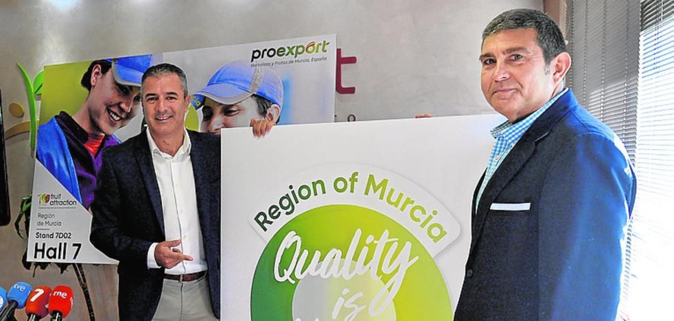 Proexport abre «las puertas del sector» para reivindicar los buenos usos agrícolas