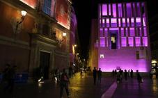 La fachada del edificio Moneo se iluminará de rosa con motivo del Día del Cáncer de Mama