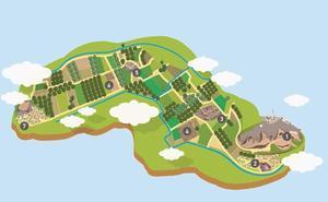 El parque de Monteagudo ofrecerá 150 puntos de interés arqueológico