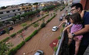 Consejos y precauciones ante una gota fría como la que viene a la Región de Murcia