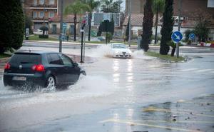 Alerta por la borrasca más potente en años que llegará a la Región de Murcia
