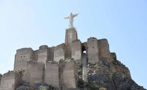 Urbanismo inicia la expropiación de la ladera del Castillo de Monteagudo