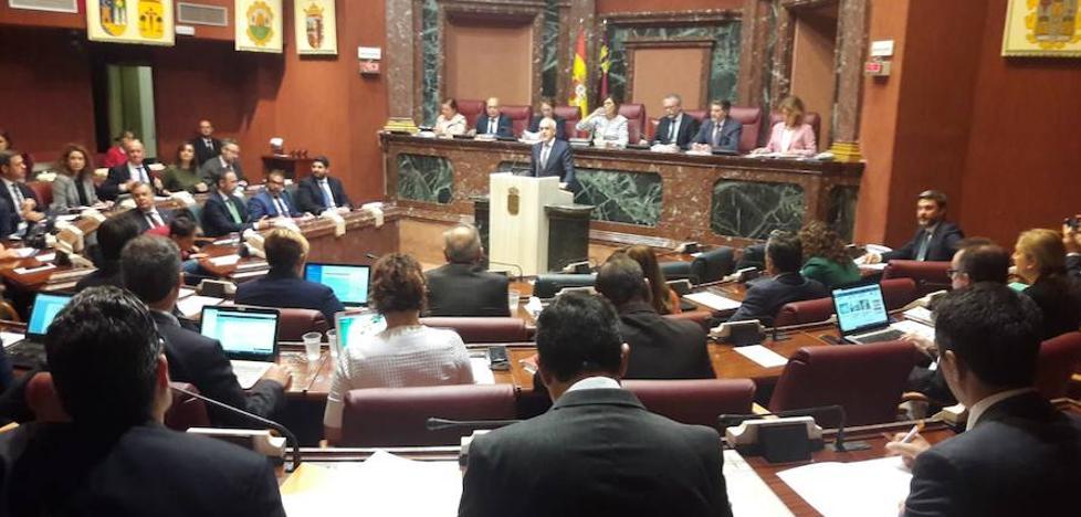 La Asamblea aprueba la ley de Aceleración Económica tras un intenso debate y una votación nominal