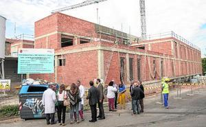 Salud espera la cesión de suelo municipal para construir dos centros médicos