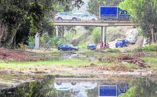 La inacción de la CHS deja a medias el dispositivo de alerta por lluvias fuertes