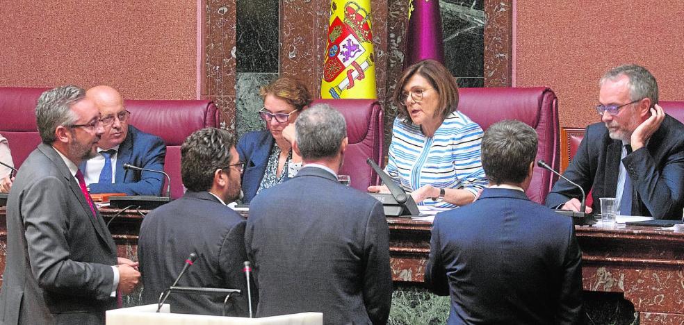 La Asamblea aprueba la ley de Aceleración Empresarial con una fuerte división política