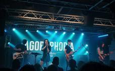Agoraphobia presenta su candidatura a grupo revelación del año