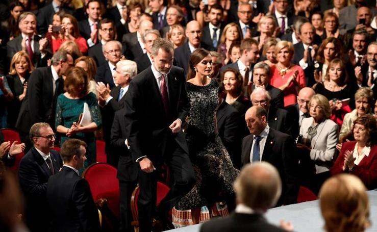 Los premios Princesa de Asturias en imágenes