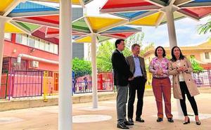 Continúan las mejoras en la climatización de colegios