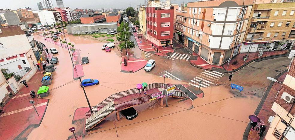 Del Amor exige al Ministerio que desbloquee las principales obras hidráulicas de la cuenca