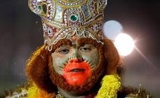 El gran festival religioso de la India