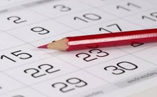Todos los festivos del calendario laboral de 2019 en la Región de Murcia