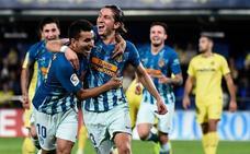 Resumen: El Atleti tropieza en Villarreal