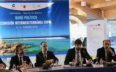 La Región representará a España en la Conferencia de Regiones Periféricas y Marítimas