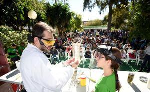 ¡Vuelve la fiesta de la ciencia!