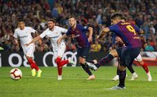 Resumen: El Barça recupera el liderato