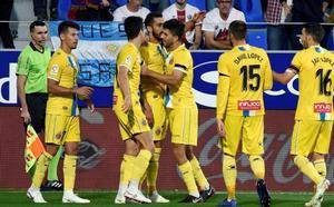 Borja Iglesias impulsa al Espanyol al segundo puesto