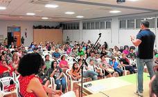 Escuelas Activas contra la obesidad infantil incorpora ya a 150 escolares en Fuente Álamo