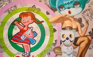 Pop Art en el Palacio Molina
