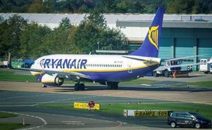 Ryanair lanza una oferta masiva de 24 horas con un millón de asientos a 9,99 €