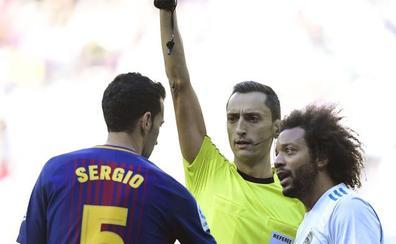 Un árbitro lorquino para el Barça-Madrid